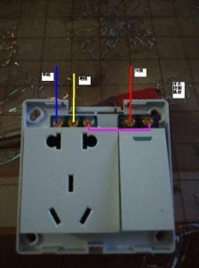 开关插座电线的接法和购买注意事项